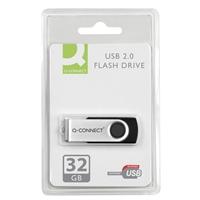Muistitikku Q-Connect USB 2.0 32GB