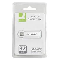 Muistitikku Q-Connec t USB 3.0 32GB