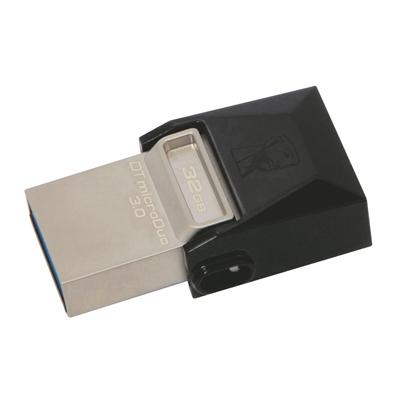 Muistitikku Kingston DTDUO3/32GB USB-microUSB 3.0