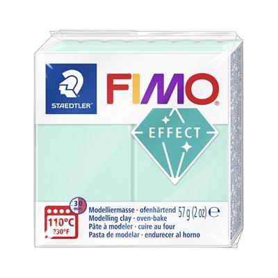 Askartelu- ja muovailumassa Staedtler Fimo 57 g effect mint - uunissa kovetettava