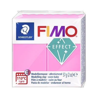 Askartelu- ja muovailumassa Staedtler Fimo 57 g effect neon fuchsia - uunissa kovetettava