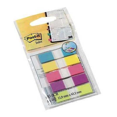 Teippimerkki Post-it index 683-5 CB