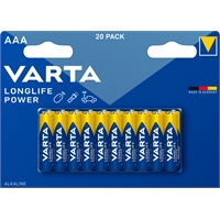 Paristo Varta High Energy AAA/20