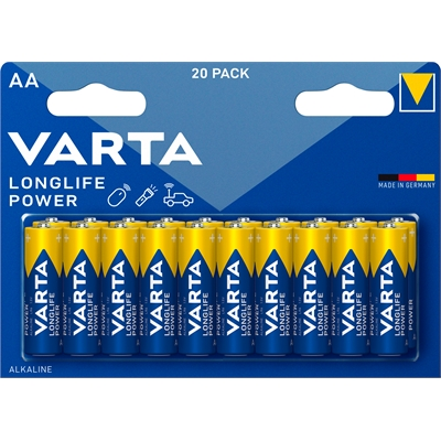 Paristo Varta High Energy AA/20