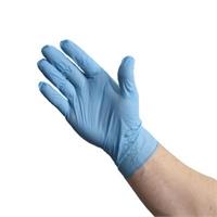 Nitriilikäsine boldan sininen L /100 kpl ltk - puuteriton, lateksiton