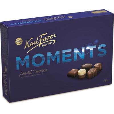 Suklaakonvehti Fazer Moments 400 g
