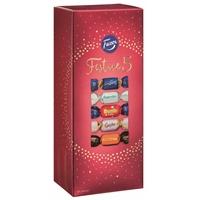 Suklaakonvehti Fazer Festive 5 sekoitus 500 g - Fazerin Sininen, Geisha, Dumle, Fazermint, Fazerina