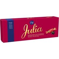 Suklaakonvehti Fazer Julia 320g
