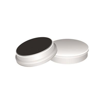 Magneetti Q-Connect 25mm valkoinen/10