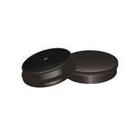 Magneetti Q-Connect 35mm musta/10 kpl pkt