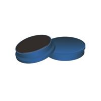 Magneetti Q-Connect 35mm sininen/10 kpl pkt