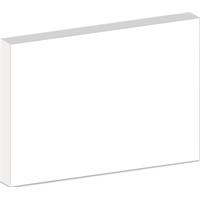 Kapalevy Kapa-Line 3 mm 70x100 cm valkoinen - kartonkipintainen kevytlevy polyuretaaniytimellä