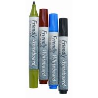 Taulutussi Friendly Marker pyöreä 4 väriä