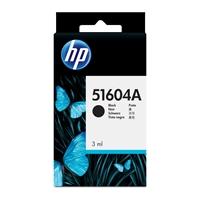 Värikasetti mustesuihku HP 51604A musta