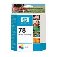 Värikasetti Mustesuihku HP 78/C6578D 3-väri