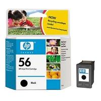 Värikasetti Mustesuihku HP 56/C6656AE musta
