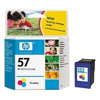 Värikasetti Mustesuihku HP 57/C6657AE 3-väri
