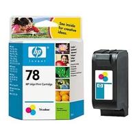 Värikasetti Mustesuihku HP 78/C6578AE 3-väri