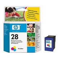 Värikasetti Mustesuihku HP 28/C8728AE 3-väri