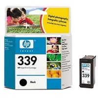 Värikasetti Mustesuihku HP 339/C8767EE Vivera mus