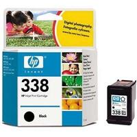 Värikasetti Mustesuihku HP 338/C8765EE Vivera mus
