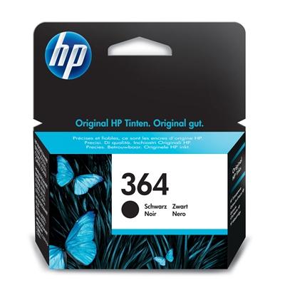 Värikasetti Mustesuihku HP 364/CB316EE Vivera musta