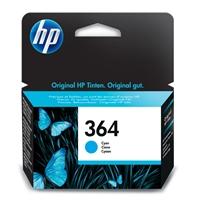 Värikasetti Mustesuihku HP 364/CB318EE Vivera sininen
