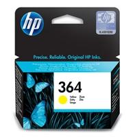 Värikasetti Mustesuihku HP 364/CB320EE Vivera keltainen