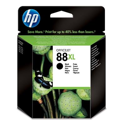 Värikasetti Mustesuihku HP 88XL/9396AE Vivera mus