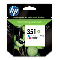 Värikasetti Mustesuihku HP 351XL/CB338EE Vivera 3