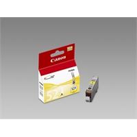 Värikasetti Mustesuihku Canon CLI-521 Y keltainen