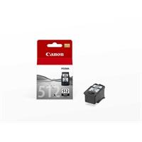 Värikasetti Mustesuihku Canon PG-512 BK musta