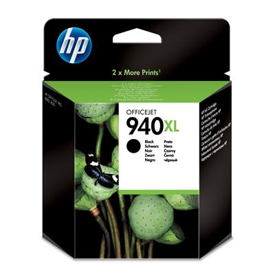 Värikasetti Mustesuihku HP 940XL/C4906AE musta