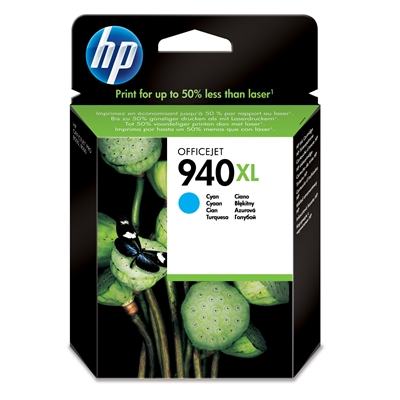 Värikasetti Mustesuihku HP 940XL/C4907AE sininen