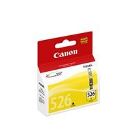 Värikasetti Mustesuihku Canon CLI-526 Y keltainen