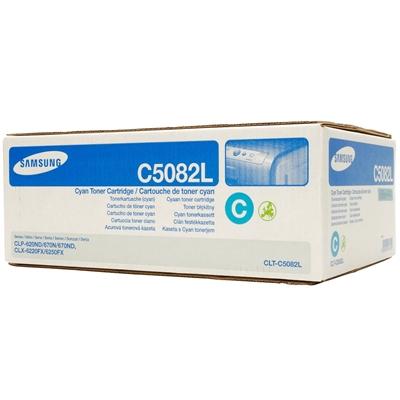 Värikasetti Samsung CLT-C5082L sininen CLP 620nd/670nd