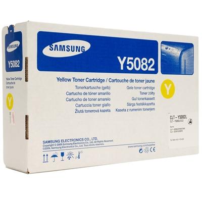 Värikasetti Samsung CLT-Y5082L keltainen CLP 620nd/670nd