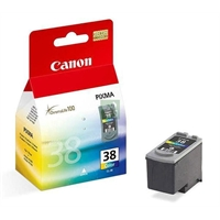 Värikasetti Mustesuihku Canon CL-38 3-väri