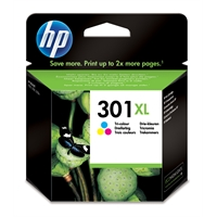 Värikasetti Mustesuihku HP CE301XL/CH564EE 3-väri DJ 1000