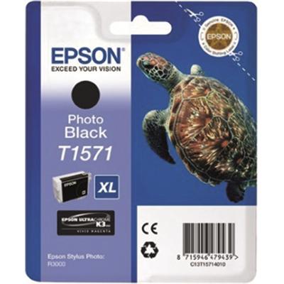 Inkjet Epson R3000 T1571 musta