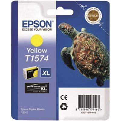 Inkjet Epson R3000 T1574 keltainen