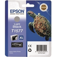Inkjet Epson R3000 T1577 light musta