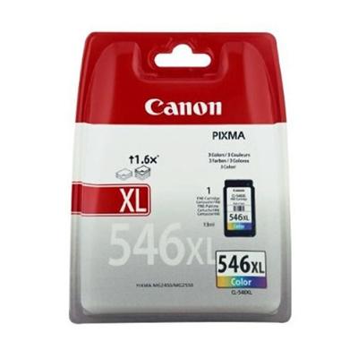 Värikasetti mustesuihku Inkjet Canon PG-546XL MG2450 3-väri