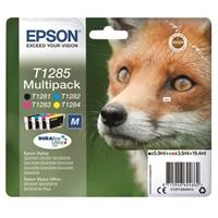 Värikasetti Inkjet Epson Stylus T1285 4-väri