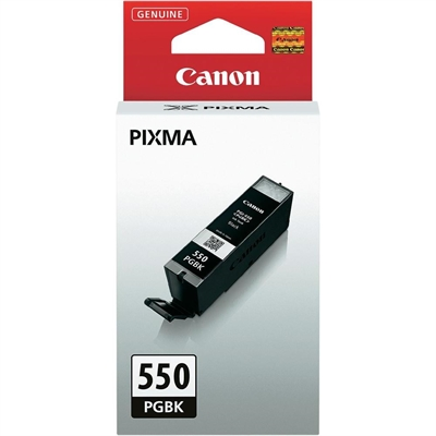 Värikasetti Mustesuihku Canon PGI-550PGBK musta
