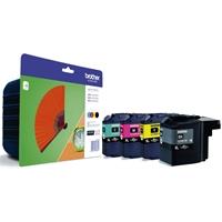 Värikasetti Inkjet Brother LC129XLVALBPDR MFCJ6520/J6720 4-v