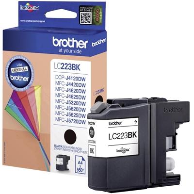 Värikasetti Inkjet Brother LC223BK musta