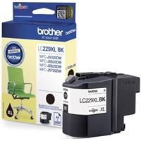 Värikasetti inkjet Brother LC229XLBK MFCJ5320 J5620 J5720 mu