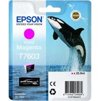 Inkjet Epson T7603 SureColorP600 punainen