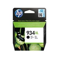 Värikasetti inkjet HP 934XL/C2P23AE musta